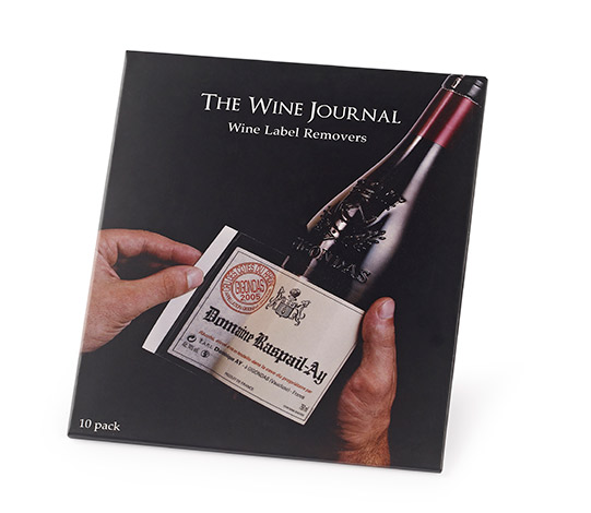 Wine Label Remover Pack