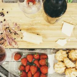 Wine in Kitchen