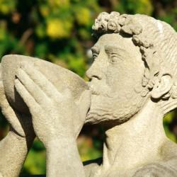 Bacchus The Roman God Of Wine Statue