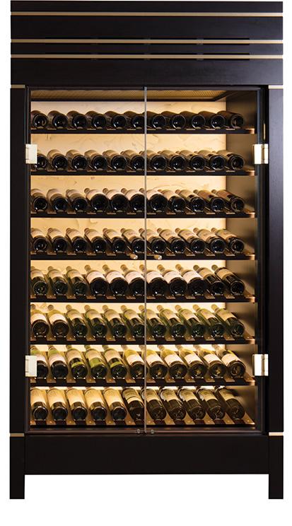 Soho wine display cabinet