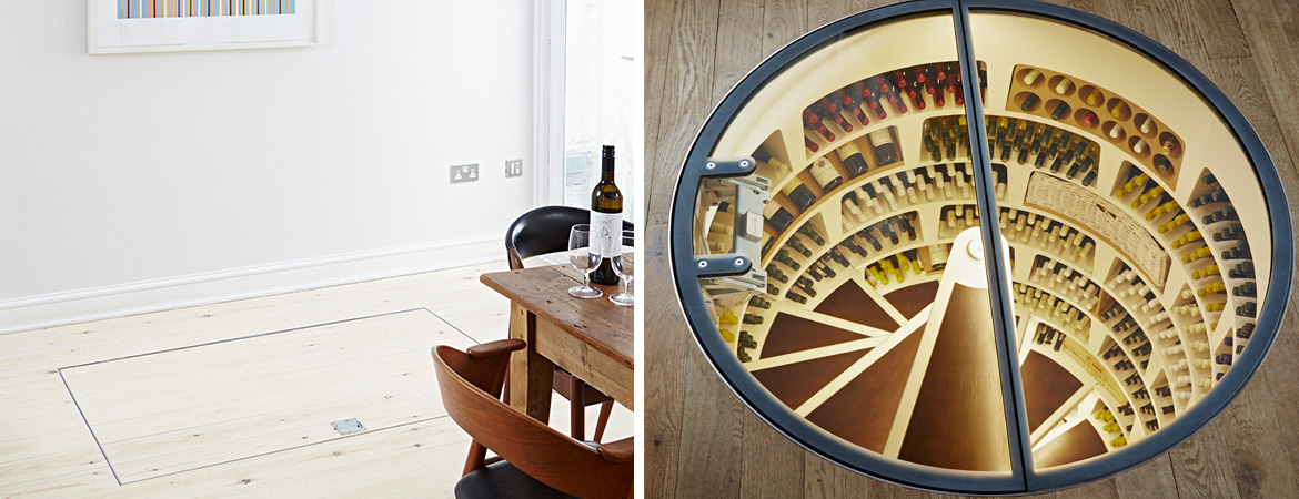 Spiral Cellars Building Your Own Wine Cellar Spiral