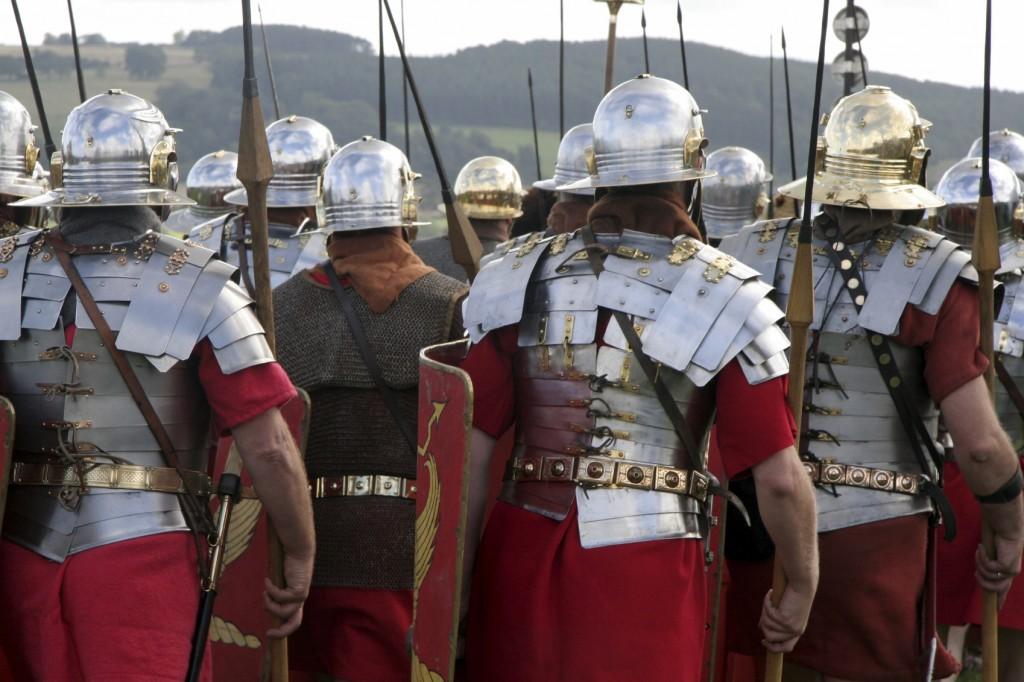 Roman Army - iStock_000002109742_Medium