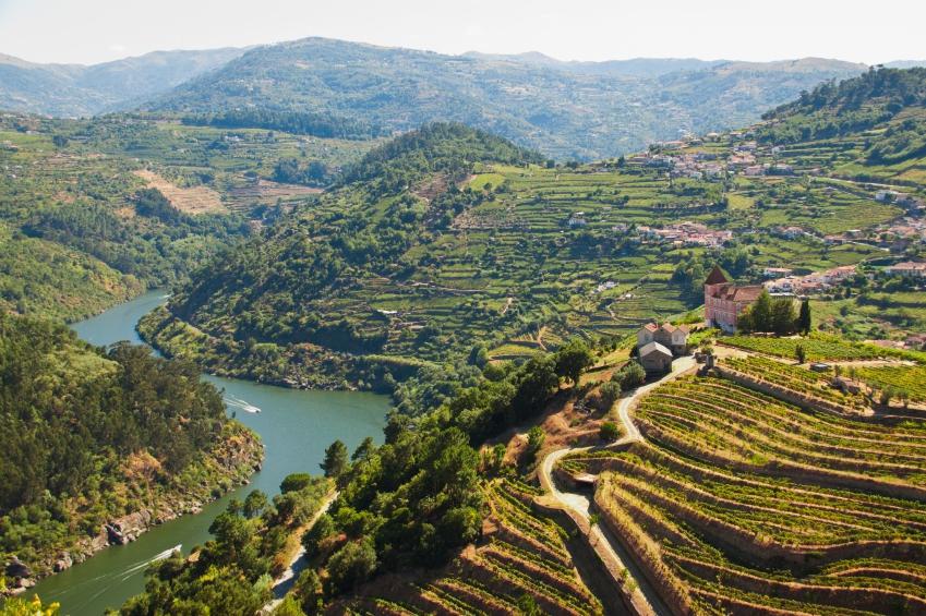 Douro River iStock_000048497780_Small