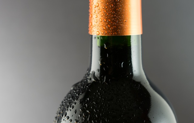 wine close up