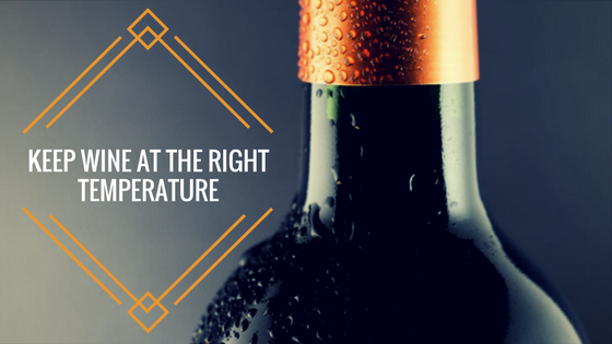 Wine is incredibly susceptible to changes in its environment which also includes temperature. Temperature control is vital to ensure wine does not spoil ... & Keep Wine At The Right Temperature | Spiral Cellars