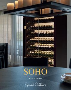 SOHO Wine Cabinet Brochure