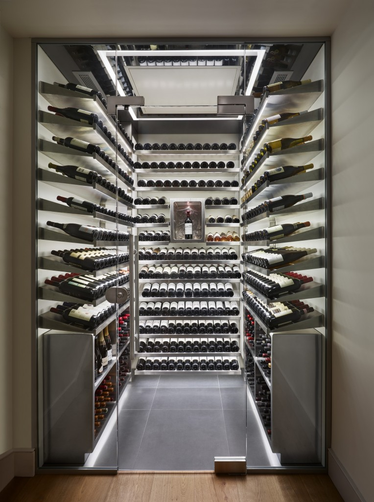 Wine Room from Spiral Cellars