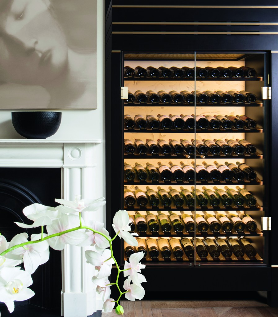 Soho Wine Cabinet from Spiral Cellars