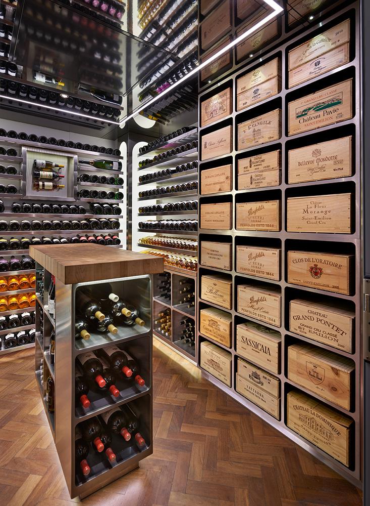 Wine Rooms Gallery Spiral Cellars