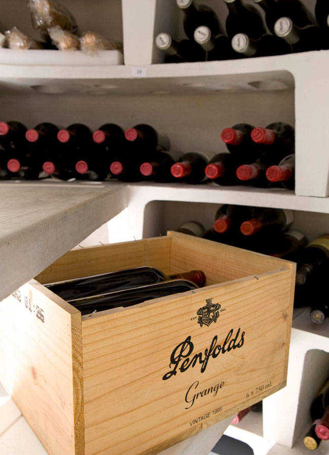 Wine storage for the home