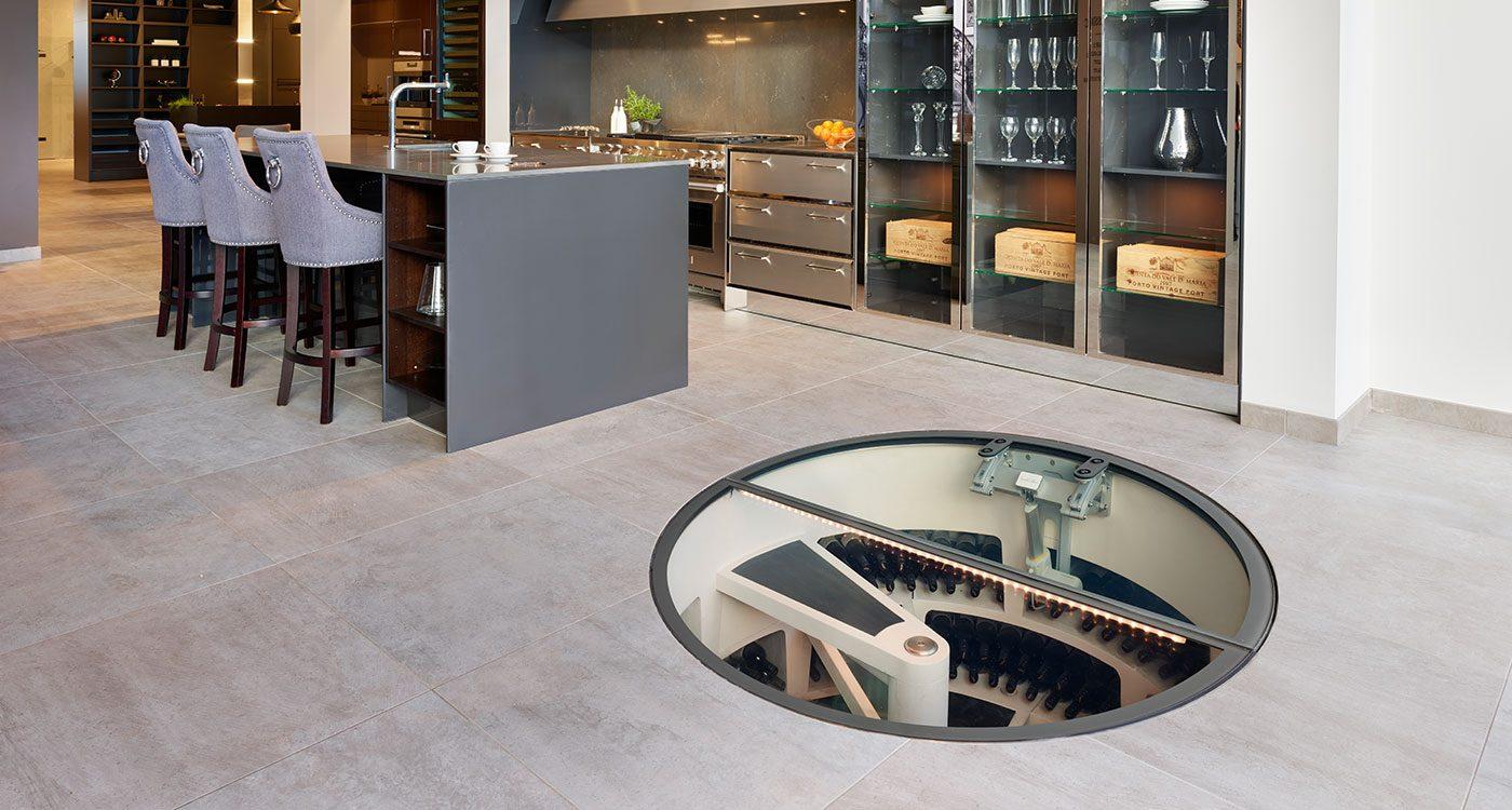 Wine Storage Solutions Spiral Cellars