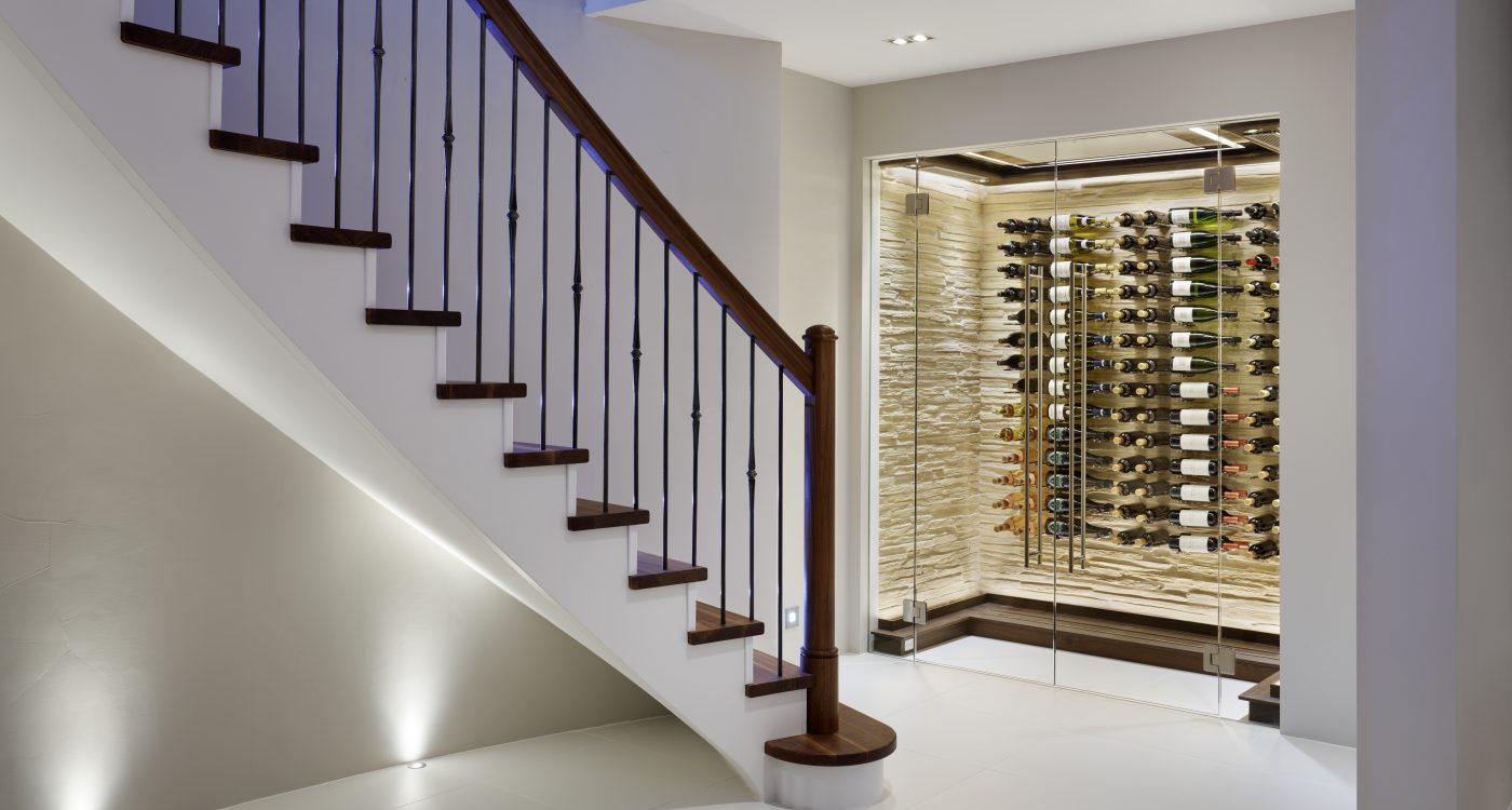 Wine Rooms Bespoke Wine Cellar Design Spiral Cellars